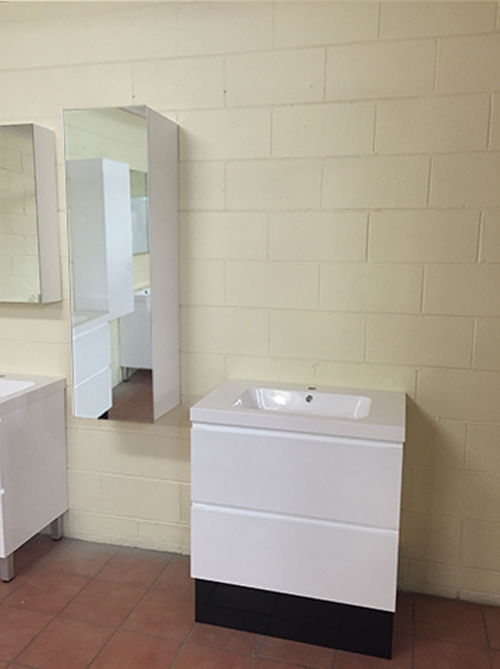 1200mm-White-Gloss-Polyurethane-Wall-Hung-Mirror-Bathroom-TallboySide-Cabinet-252102111128