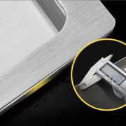 Handmade Stainless Steel Sink Thickness