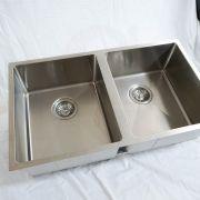 760mm-Double-Bowl-Premium-Grade-Stainless-Steel-Kitchen-Laundry-Sink-Round-Waste-253530954798-6