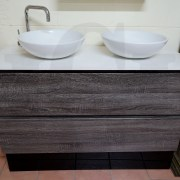 BOGETTA-1200mm-Sonoma-Oak-Grey-PVC-THERMAL-FOIL-Wood-Grain-Double-Vanity-w-Stone-252958600568-4