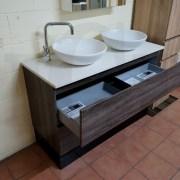 BOGETTA-1200mm-Sonoma-Oak-Grey-PVC-THERMAL-FOIL-Wood-Grain-Double-Vanity-w-Stone-252958600568-7