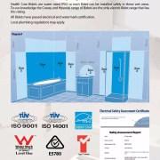 HYUNDAI-HDBR1500-Electric-Water-Saving-Bidet-w-Remote-Control-Toilet-Seat-System-253225124068-10