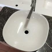 Rounded-SQUARE-ART-BASIN-Above-Counter-BATHROOM-VANITY-Ceramic-Porcelain-Sink-252488691438-7