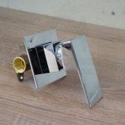 ETTORE-Small-Square-Chrome-Wall-Shower-Bath-Mixer-80mm-Ultra-Slim-Back-Plate-253336475709-7
