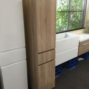 Variation-of-1680mm-Timber-Wood-Grain-Wall-Hung-Water-Resistant-Bathroom-TallboySide-Cabinet-252792402519-ff7d