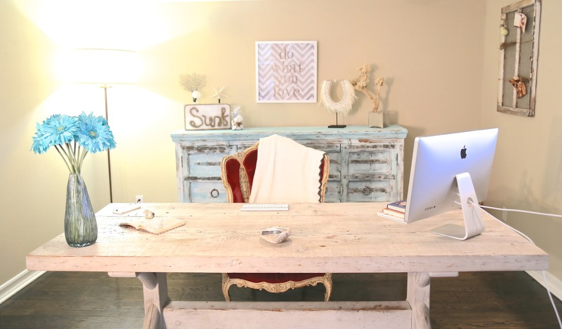 Feng Shui Your Work Space