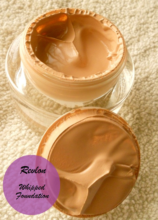 Revlon Colorstay Whipped Creme Makeup Foundation Swatch