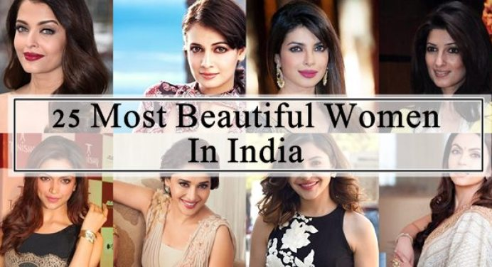 25 Most Beautiful Women in India: List with Photos