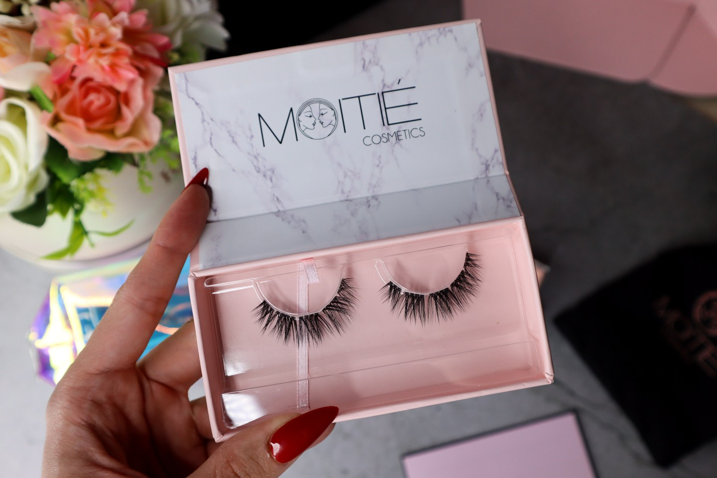 Moitie Full Glam Segmented Lashes