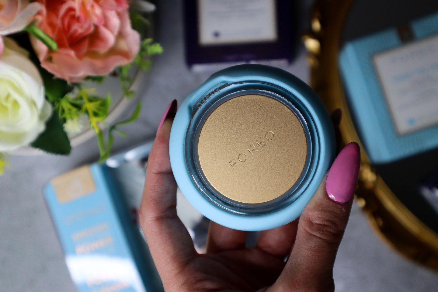 Ufo 2 mini by Foreo Sweden