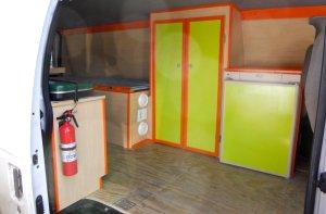 VanLife campervan for sale