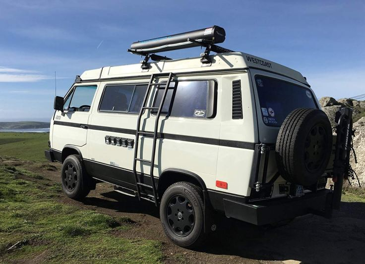 ruff rack water tank ruff rack shower road shower #vanlife #vanliving #vanshower
