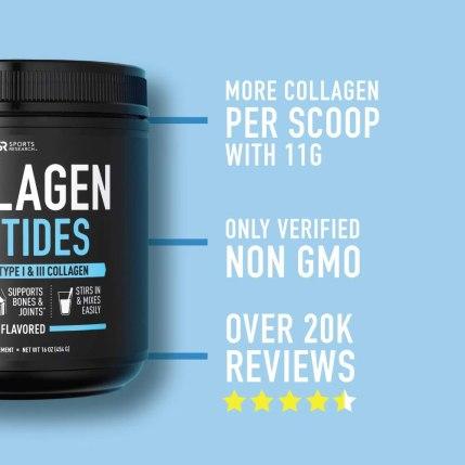 Collagen Peptides powder