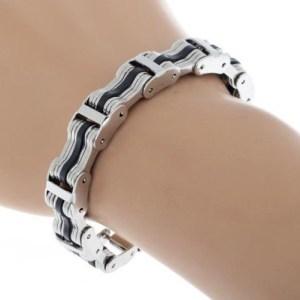 rvs heren armband