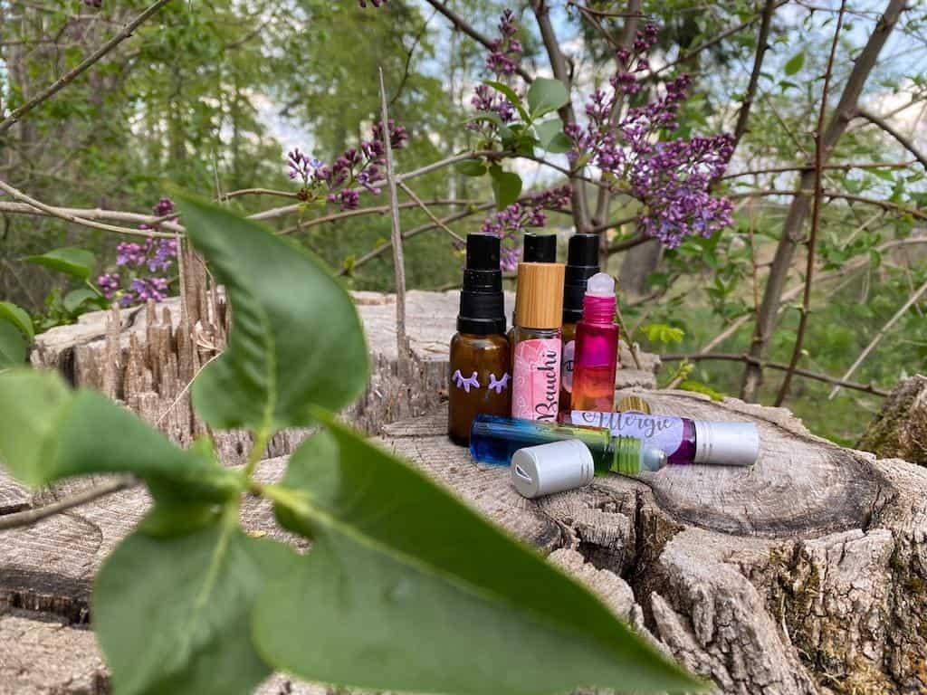 Ätherische Öle - Diese 8 Öle solltest du im Camper immer dabei haben