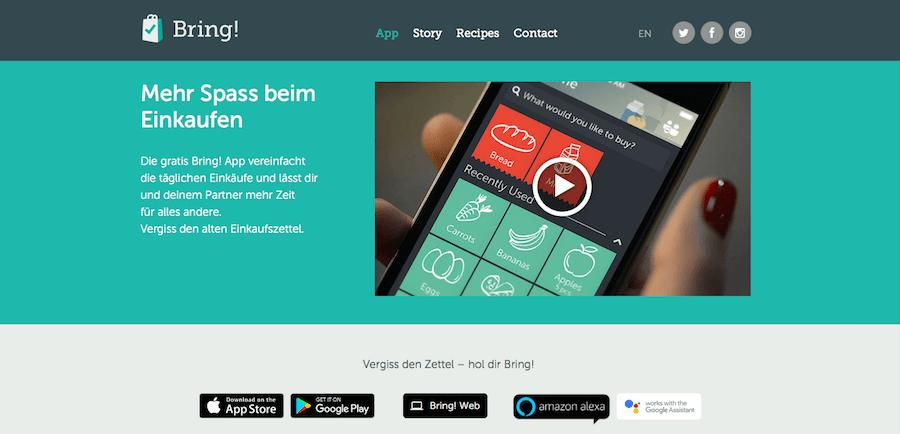 10 nachhaltige Apps für Vanlifer