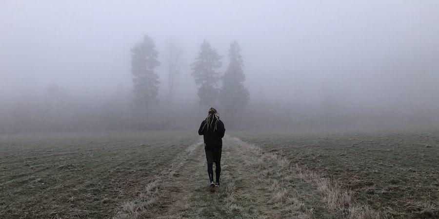 Fit auf Reisen - Mogli joggt