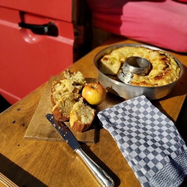 Kuchen - Omnia - der Campingbackofen für Vanlifer + 3 Rezepte1