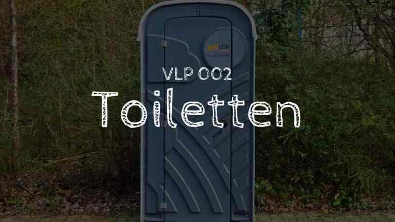 Camping Toiletten