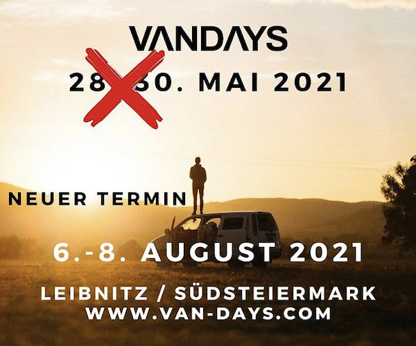 Van Days 2021