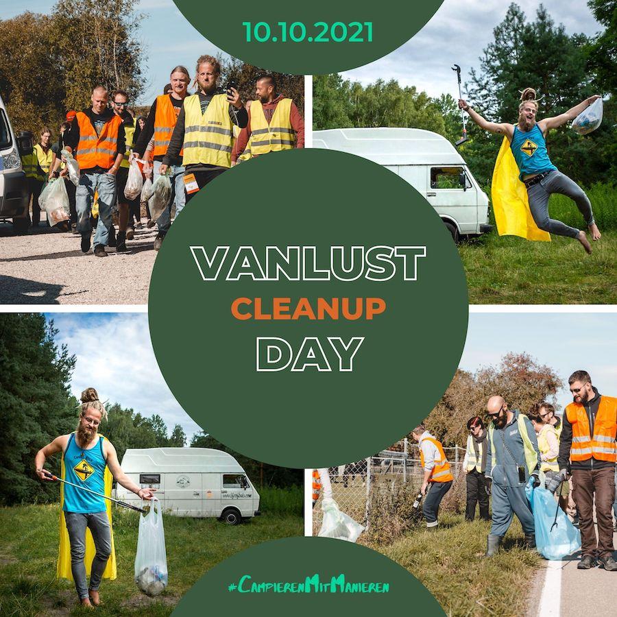 Vanlust CleanUp Day 10.10.2021