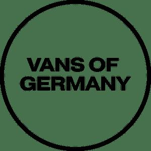 Vans of Germany - 10 Gebote