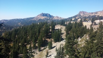 Lovely views from the Bumpass Hell trail. FAITH MECKLEY