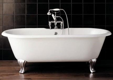 Качественная чугунная ванна