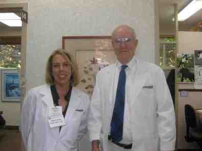"Mary Louise completes a ""mini-internship"" with the Medical Society of Marion and Polk Counties"