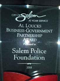 Al Loucks Business Government Partnership 2018