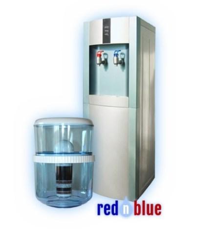 vanndispenser