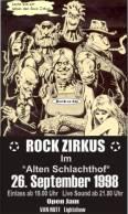 ROCK ZIRKUS