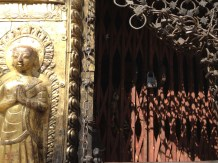 gates, chainmail, and goddesses