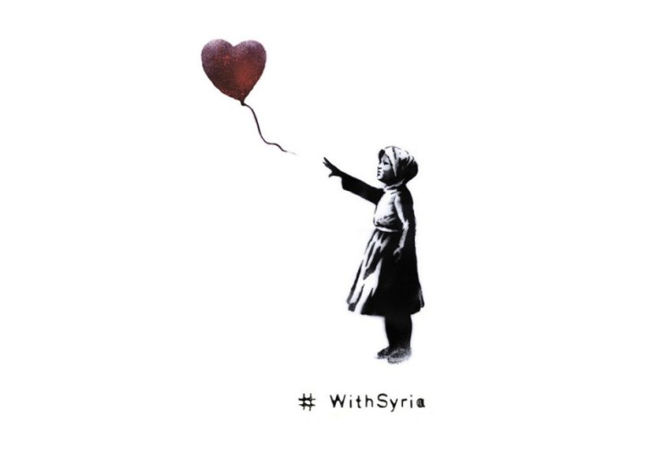 banksy-teams-up-with-world-organizations-for-withsyria-campaign-0