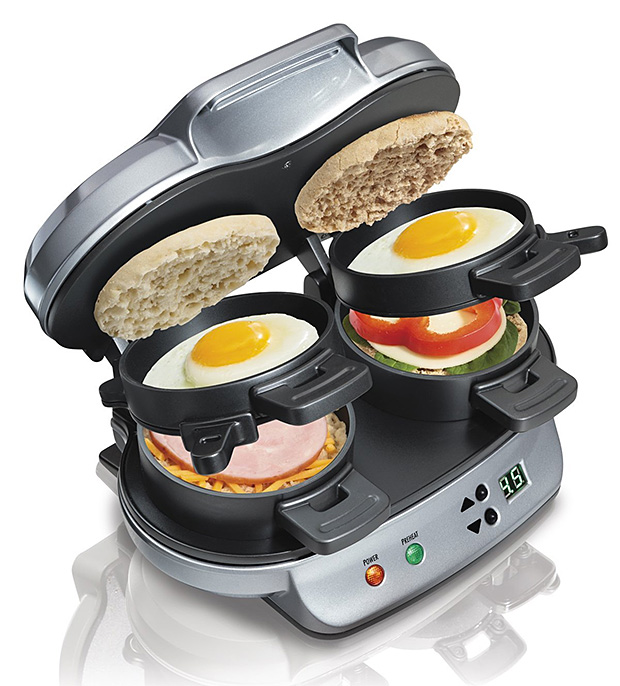 Hamilton_Beach_Dual_Breakfast_Sandwich_Maker