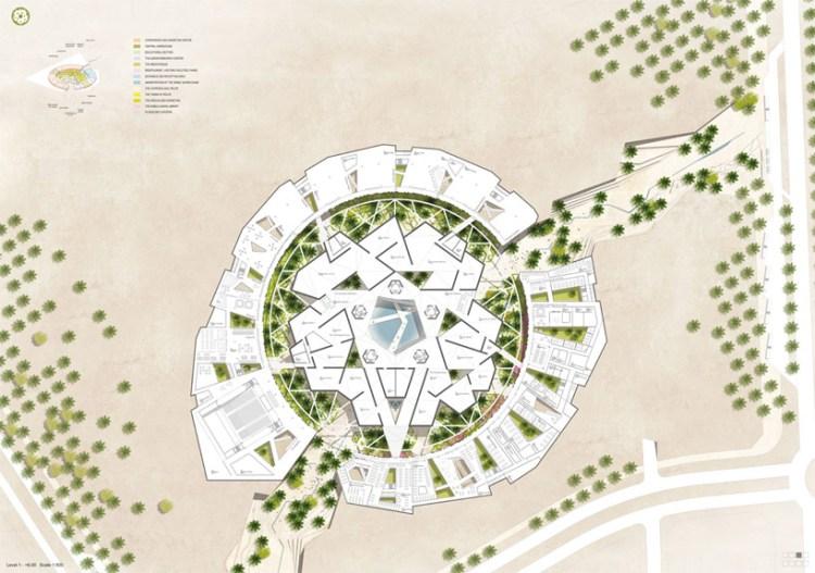 gerber-architekten-nobel-quran-oasis-designboom-08