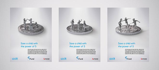 unicef-5-fund-posters