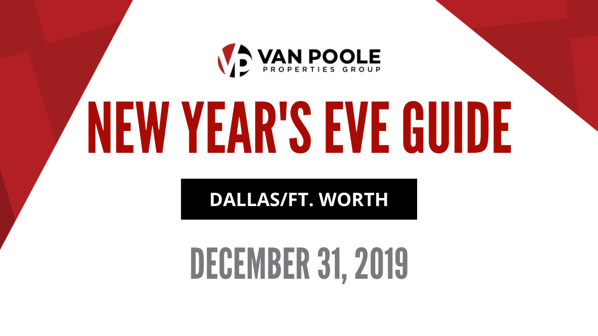 12.31.19 Dallas Ft. Worth NYE Guide