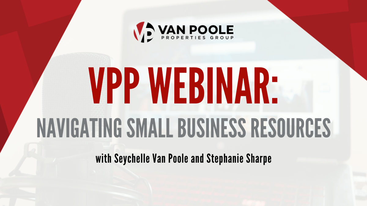 VPP Webinar: Navigating Small Business Resources