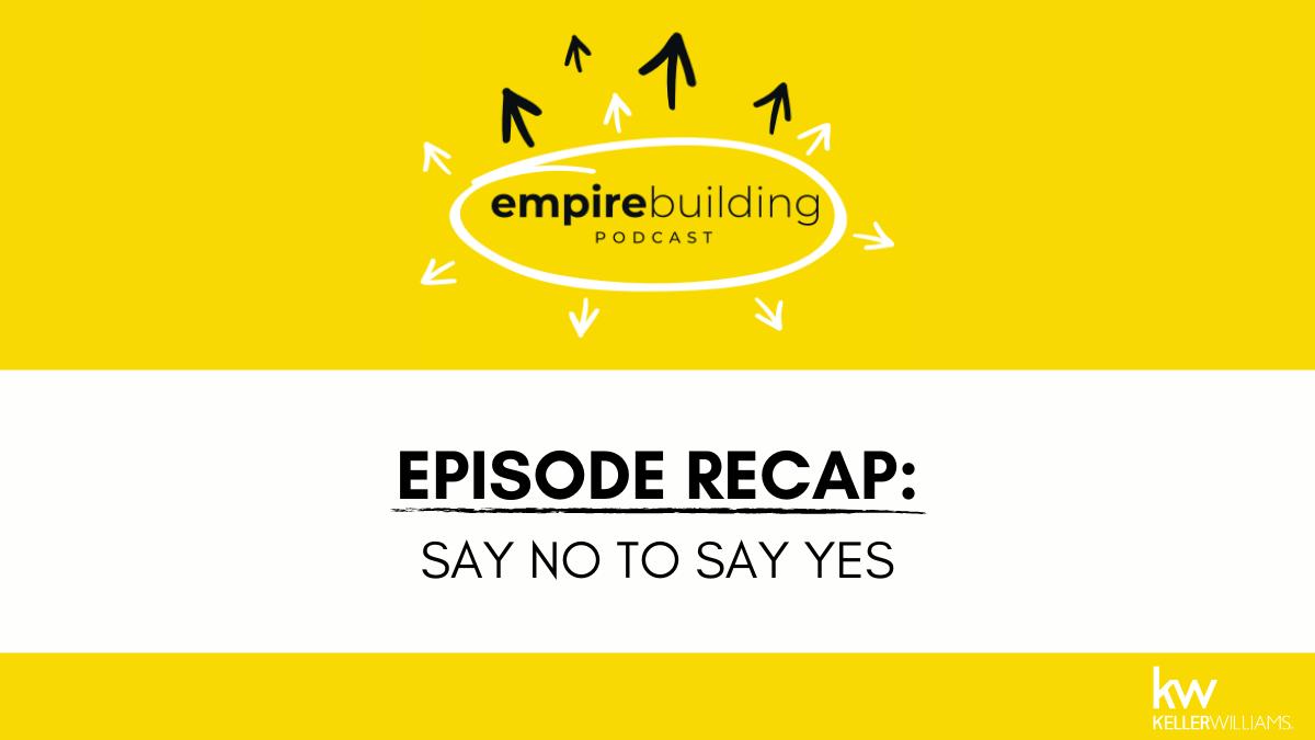 Empire Building Episode Recap: Say No to Say Yes