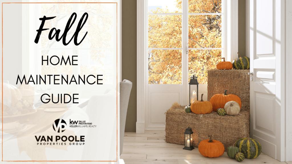 Fall Maintenance Guide