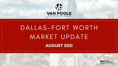 Market Update - August