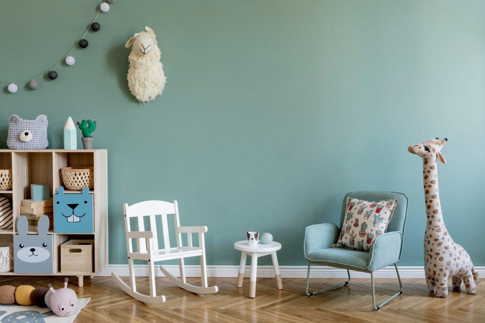 Playroom Paint