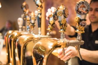 craft beer vancouver gastown steamworks brewing summer ale beer launch