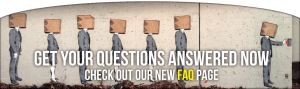 Get your questions answered now