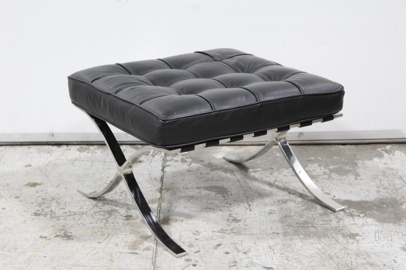 stool ottoman modern tufted cushion