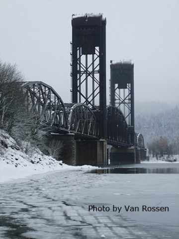 Rail Road Bridge