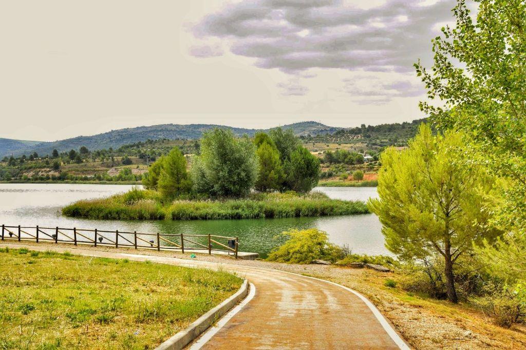 Azud de Pareja; un oasis en la Alcarria