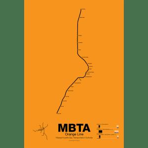 MBTA Orange Line
