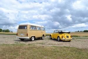 Van's Holidays propose à la location des camping-cars vintage.